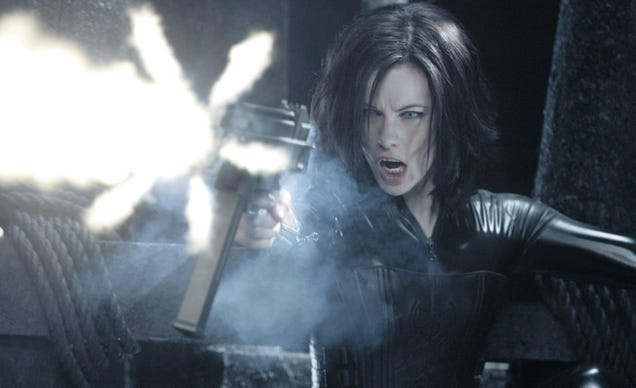 Blue Vampires With Guns Rejoice, Underworld Is Getting A Total Reboot