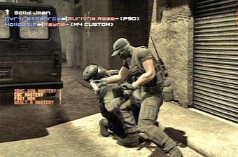 Konami Smacks Down 100+ Metal Gear Online Accounts