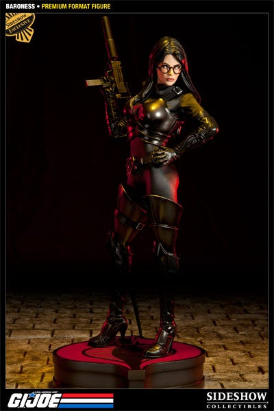 Now That's a Baroness, GI Joe