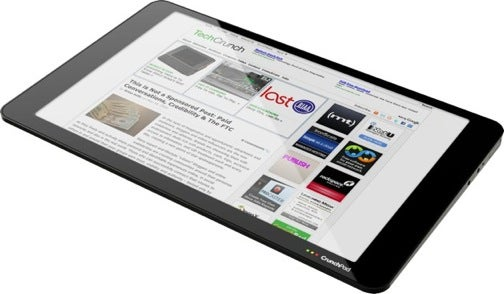"CrunchPad Web Tablet Landing ""As Soon As Possible"" for Less Than $300"