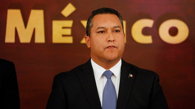 Top Mexican Anti-Drug Cartel Crusader Killed in Helicopter Crash