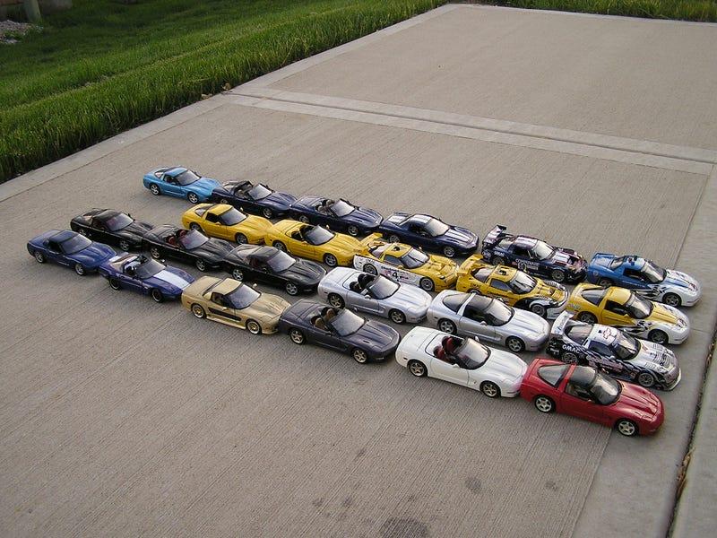 I think I like Corvettes