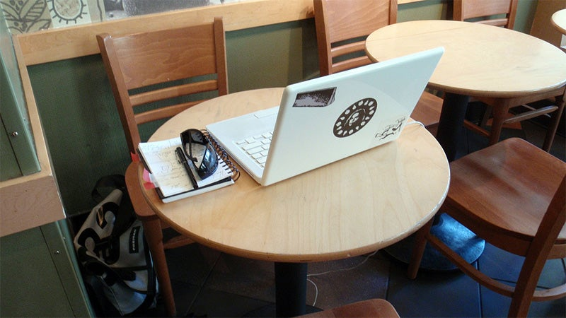 The Great Starbucks Laptop Hobo War Has Begun