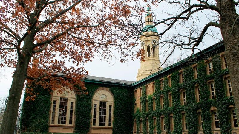 Princeton Professors Rally Against the Princeton Mom