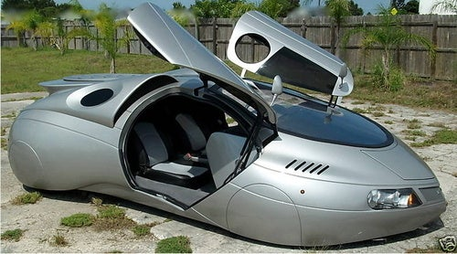 Extra Terrestrial Vehicle Custom for $50,000!