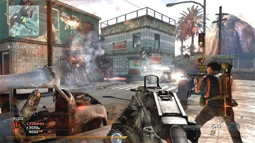 "Modern Warfare 2 PC's IWNET An ""Improvement"" Over Dedicated Servers, Says IW"