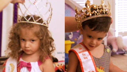 "Toddlers & Tiaras: Crowning A Little Boy As ""Little Miss Glitz"""