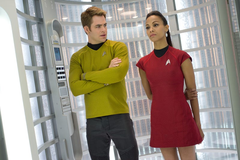 Massive collection of high-res Star Trek pics show our amazing future