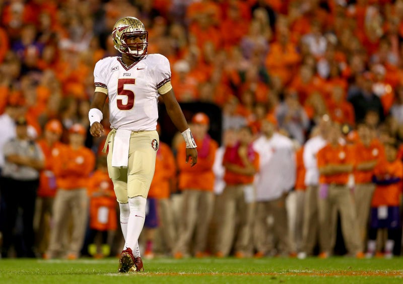 Reports: Jameis Winston Under Investigation For Alleged Sexual Battery