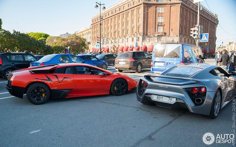 Zenvo ST1 or Lamborghini Murcielago SV?