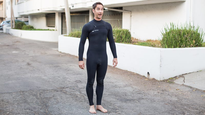 Carapace EXO1 Wetsuit Review: Pure Custom Fit Goodness