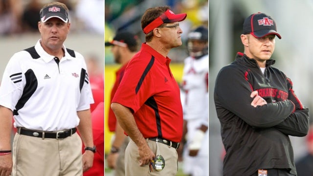 Arkansas State Can't Stop Losing Its Coaches