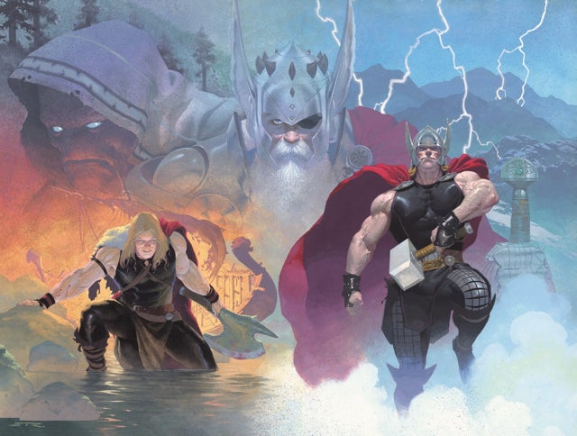 In Thor: God of Thunder, the Asgardian Avenger will confront lots of mead