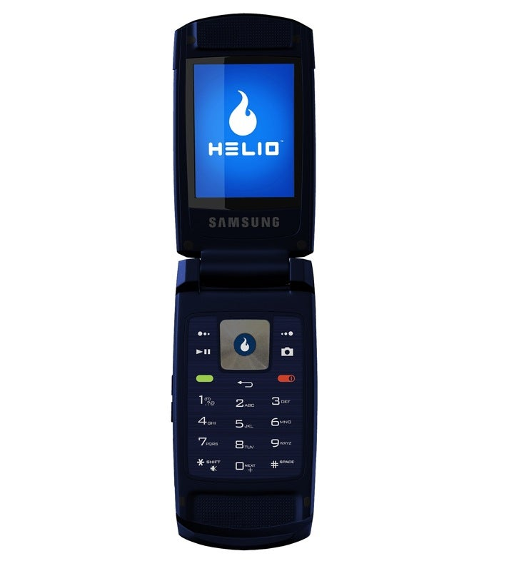 The Helio Fin is a Magnesium-Cased Samsung Ultra Flip Phone!