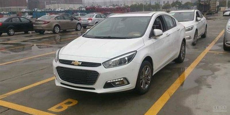 Is this new Cruze supposed to blow us away?