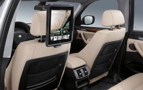 BMW iPad Holder