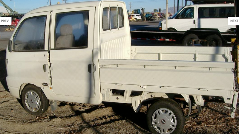 Paging Jason Torchinsky: Suzuki Cab Forward Truck for Sale in California