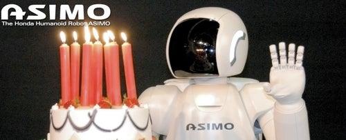 ASIMO Turns 10