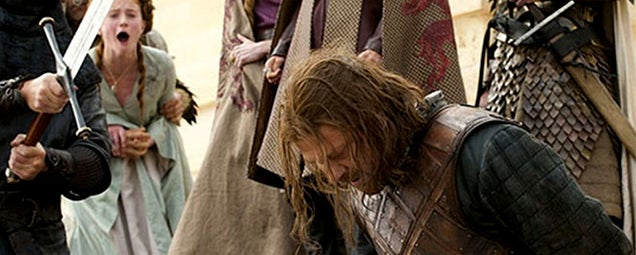 Here's each of the 5,179 on-screen deaths in Game of Thrones