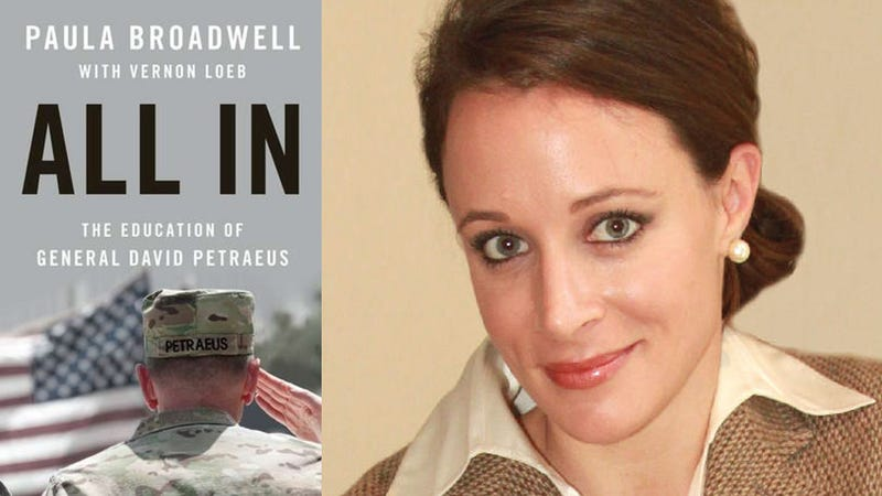 "And The ""Reporter"" Who Had An Affair With David Petraeus Is...Paula Broadwell"