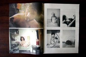 "Artist Rasha Kahil Makes Sex ""Everyday"""
