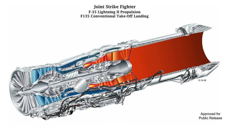 The Next F-35 Lightning's Engine Adapts for Flight, Fight, and Beyond