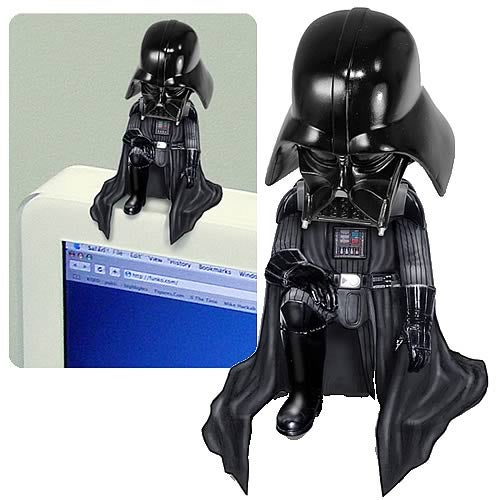 Bobble Head Vader is So Ashamed of You