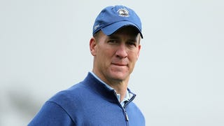 Peyton Manning Scolds College Kids, Achieves Maximum Dadness