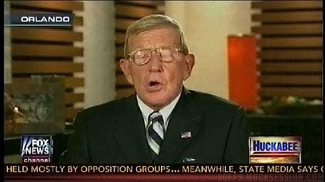 Lou Holtz Is Out At ESPN; Relive His Greatest Hits Here