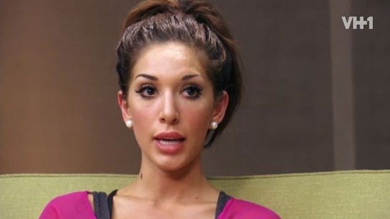 "Farrah Abraham Gets Caught in a Lie About Her ""Sex Tape"""