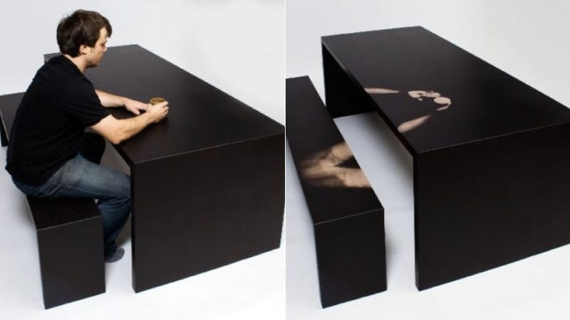 This Is the Most Embarrassing Furniture Ever