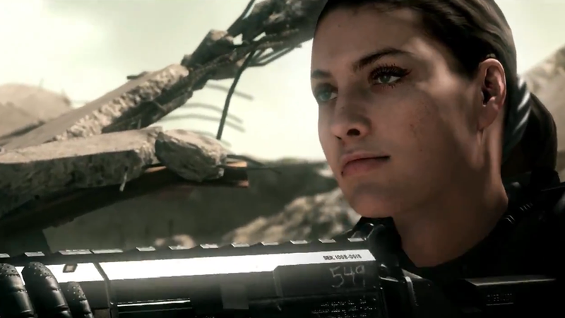 Why Female Soldiers Were Finally Added to Call of Duty's Multiplayer