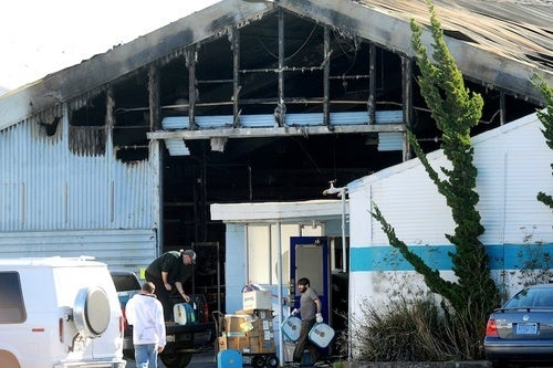 Neil Young's LincVolt Damaged In Fire Started By... LincVolt?