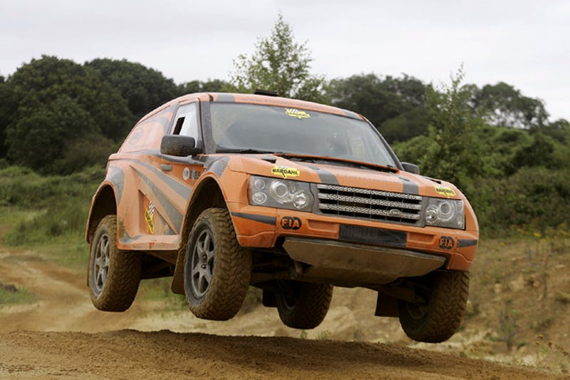Bowler Nemesis GT4: A Dakar Racer For Public Consumption