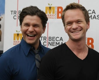 Neil Patrick Harris and His Lovely Roommate Are Going to Babysit a Kid for a While