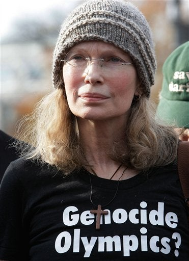 Thank You, Mia Farrow, For Ruining Steven Spielberg's Olympics