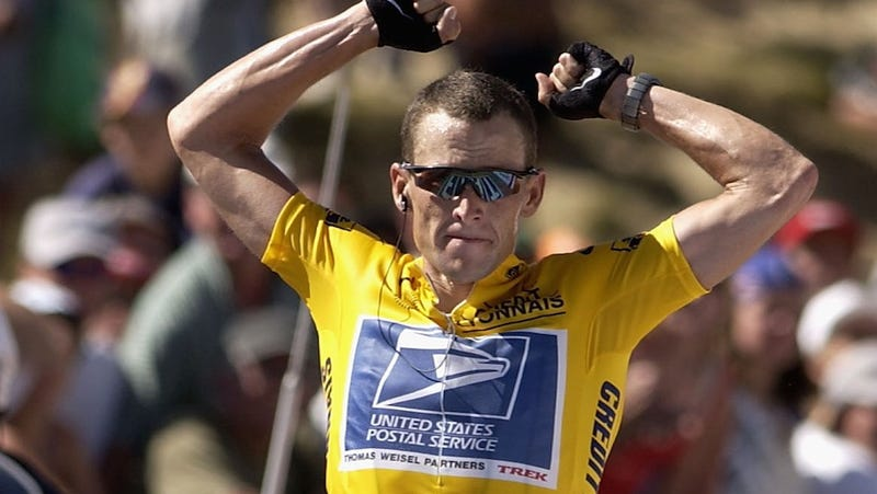 Lance Armstrong: The USPS Team Should Have Known I Was Doping