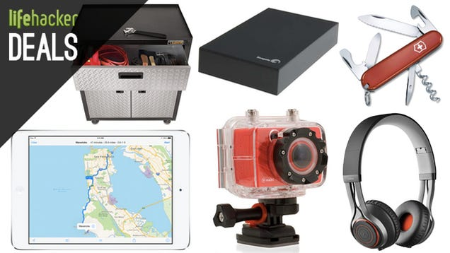 Deals: iPad Mini Sales, Jabra REVO Headphones, Budget Action Cam