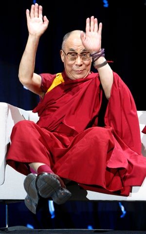 Dalai Lama Retiring from Politics