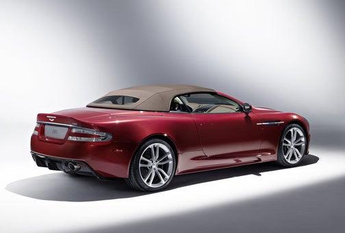 Aston Martin DBS Volante: Perfect Summer Grand Tourer?