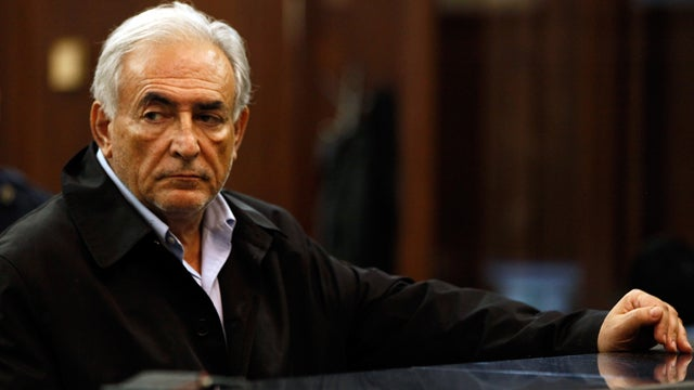 Paper Reveals Strauss-Kahn Accuser's Possible HIV Status