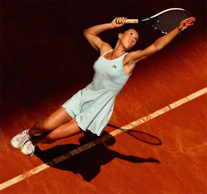 Jelena Jankovic Serves With Purpose
