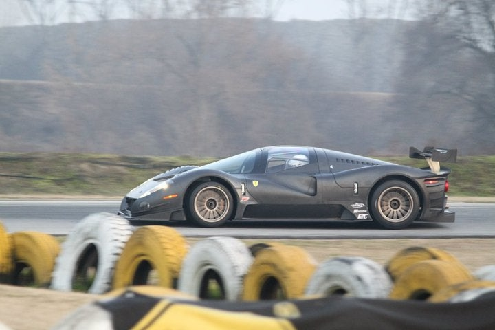 This Is Jim Glickenhaus' One-Off Ferrari P4/5 Competizione