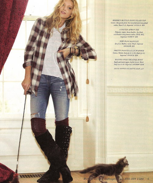 Free People: Winning Us Over With Cute, Cuddly Critters