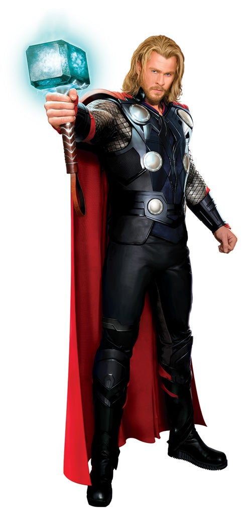 We're Really Not Feeling This Thor Costume Concept Art