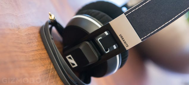 "Sennheiser Takes a Crack at Beats With Beefy ""Urbanite"" Headphones"
