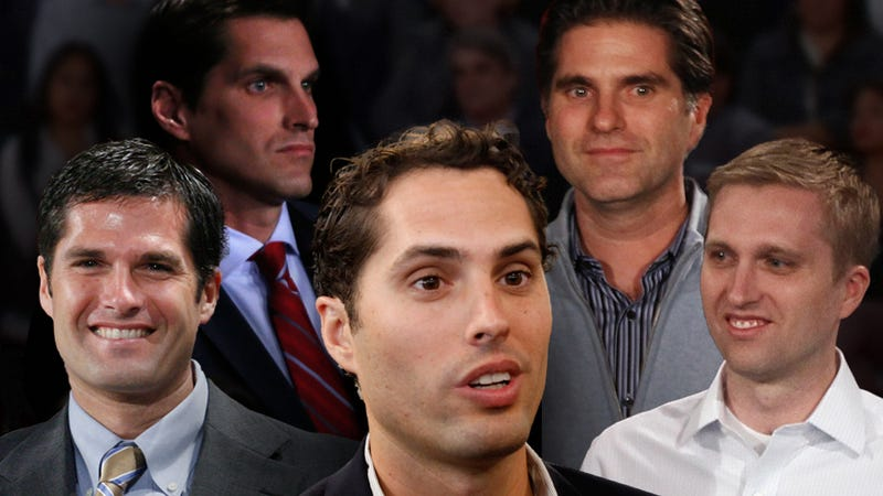 Which Romney Son Is Creepiest?