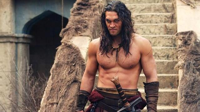 Jason Momoa explains why Conan the Barbarian is a lion, and Khal Drogo is a silverback gorilla