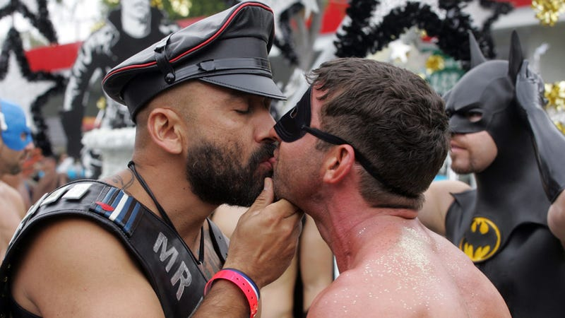 No, Gay Pride Is Not an Outdated, Adolescent Mess