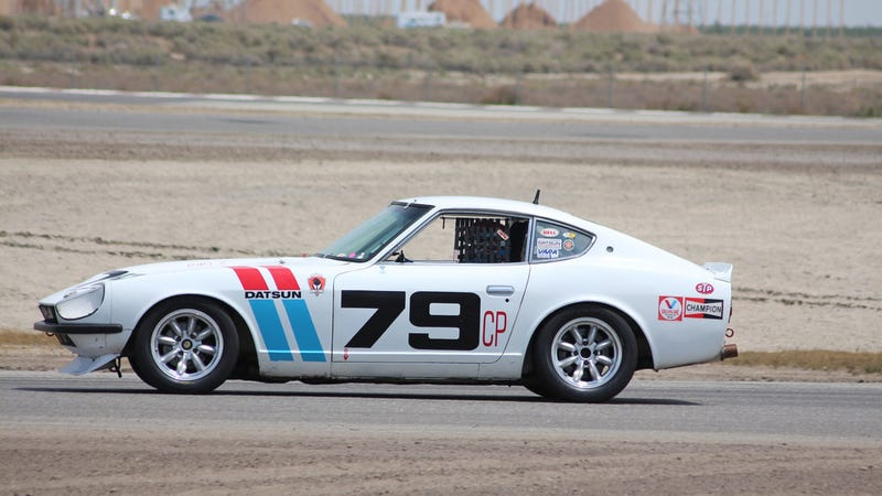 The Vintage Auto Racing Association Makes Classic Cars Scream In Joy